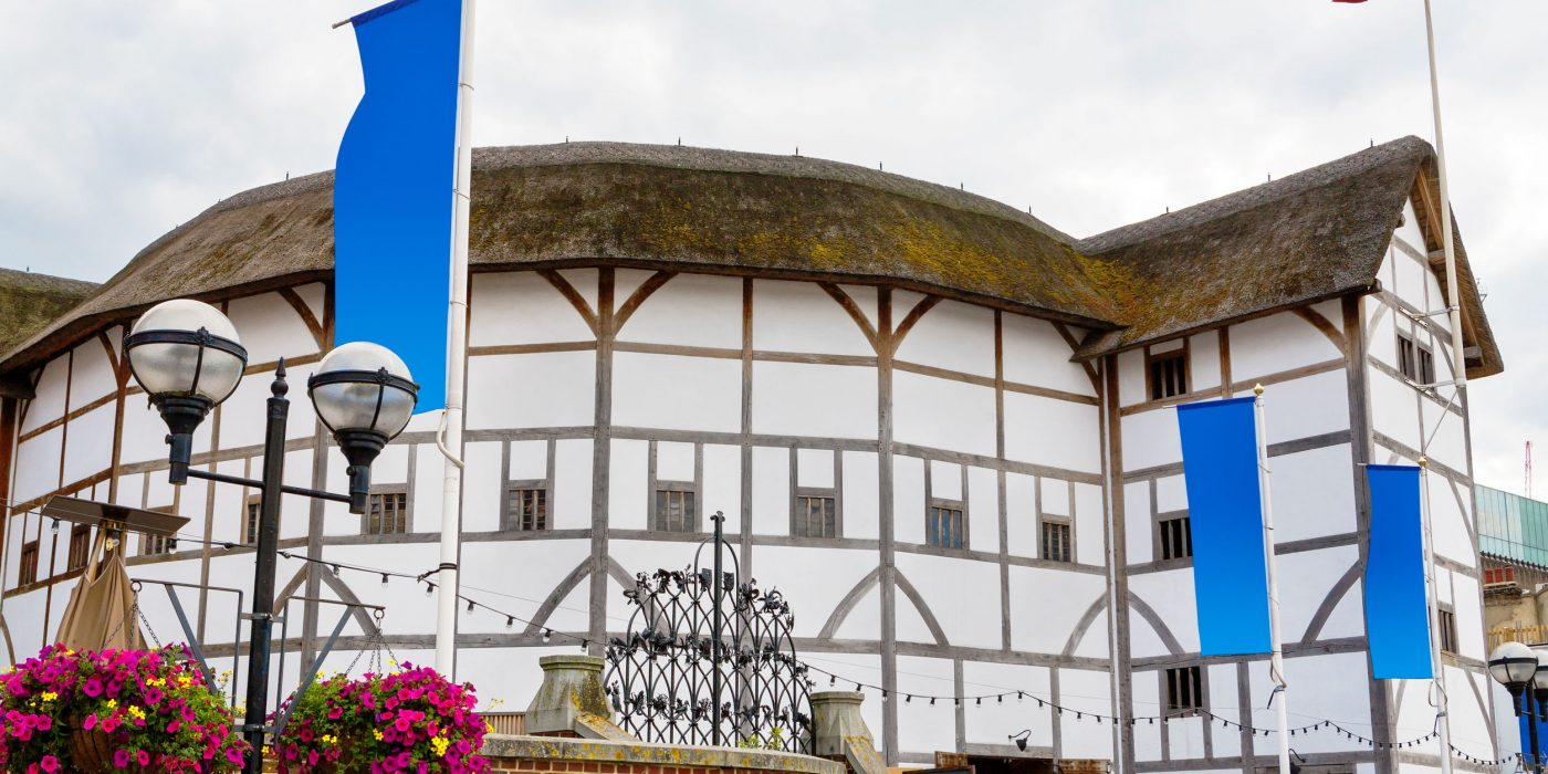 Shakespeare's Globe theater in London